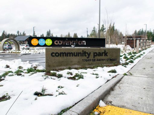 Covington Community Park Phase 2