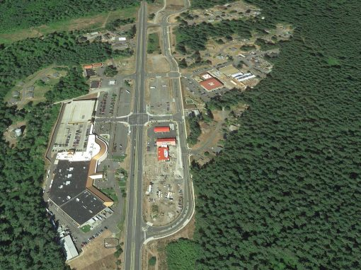 SR510 Widening & Frontage Rd Phase 2