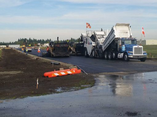Olympia Regional Airport – Taxiway F